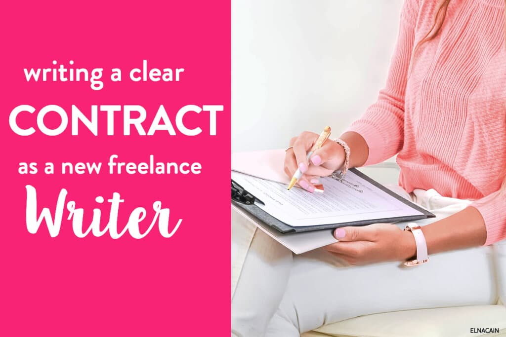 Freelance Writing Jobs for Newbies: Writing a Crystal Clear Contract