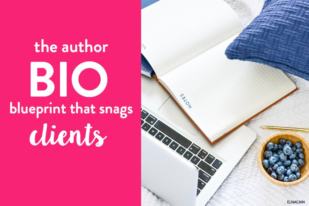 How to Write a Bio That Will Snag Writing Clients