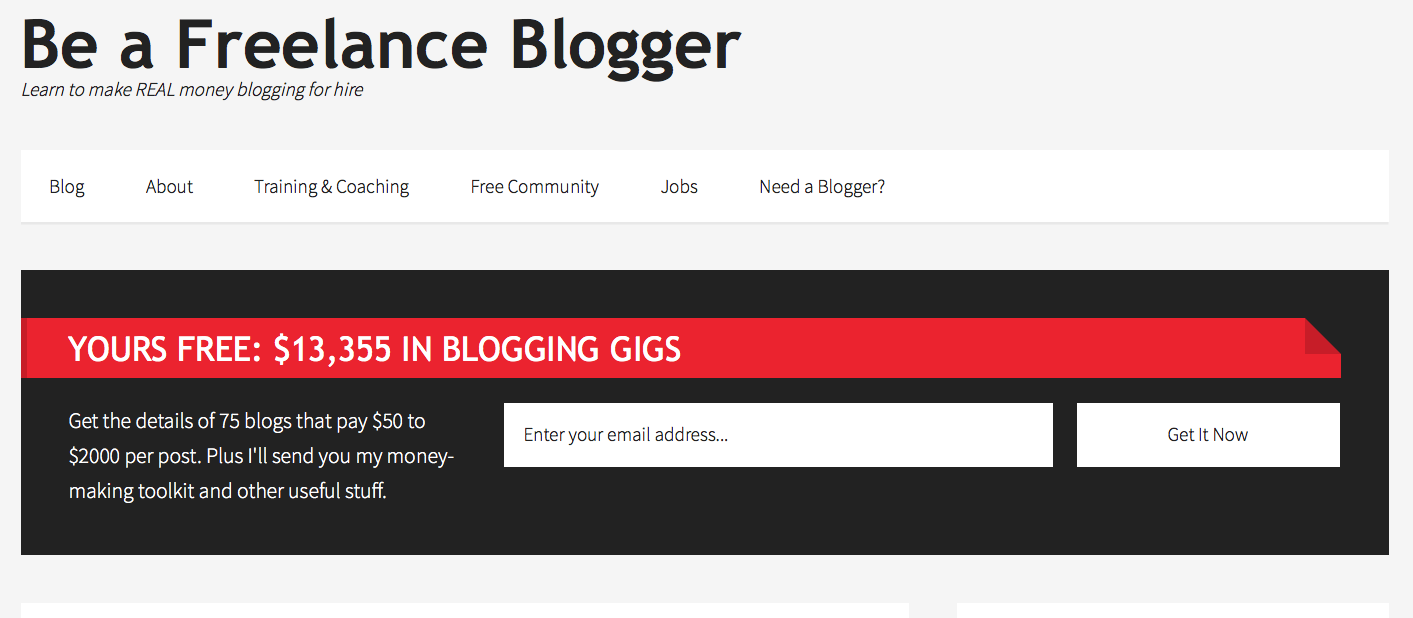 the best sites to help you become a successful lance writer be a lance blogger