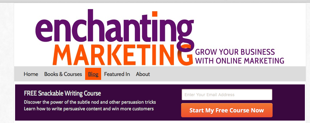 Enchanted Marketing
