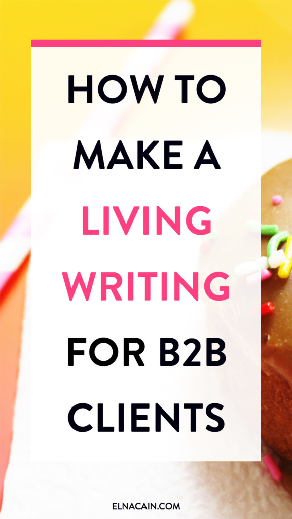 How to Make a Living Writing For Small Businesses