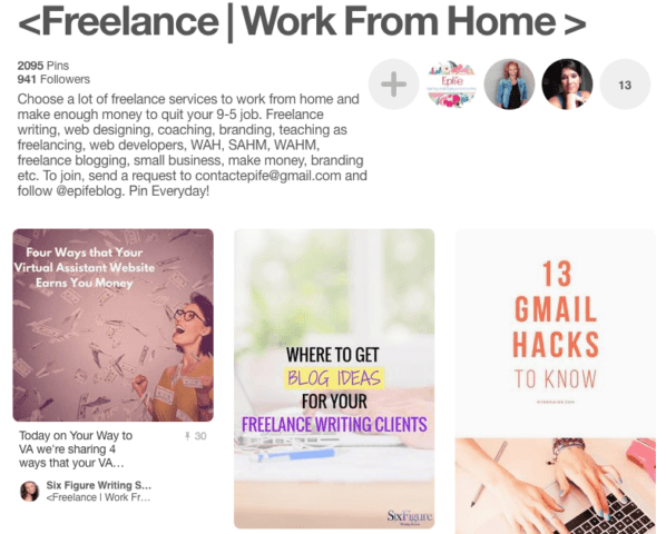 best images about Work From Home on Pinterest Pinterest Learn how to get more traffic to your blog and grow your blog using this  class