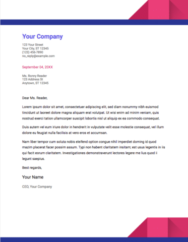 Cover Letter To Help You Land That Job