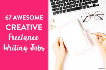 67 Creative Writing Freelance Jobs to Make Money With Your Hobby