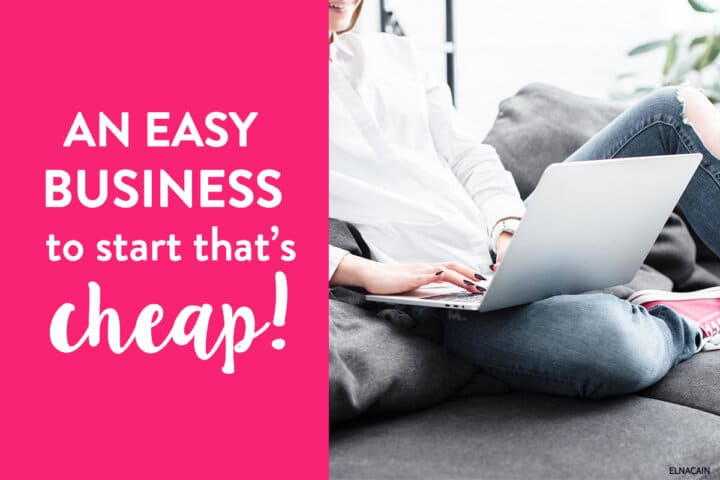 Here's an Easy Business to Start That's Cheap (So You Can Quit Your Job for Good)