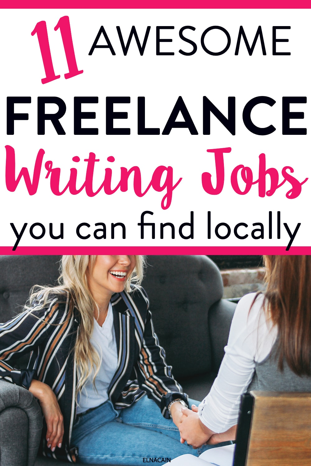 Writing jobs near me