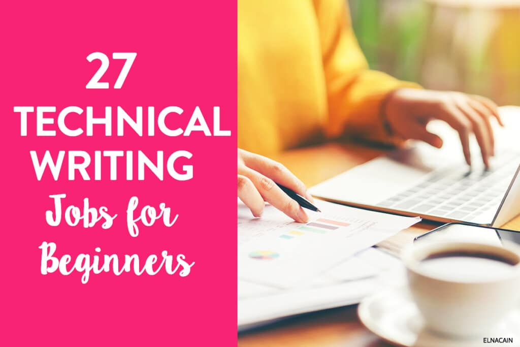 27 Technical Writing Jobs for Beginners
