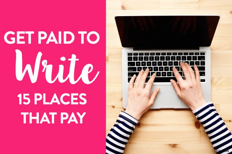 Get Paid to Write: 7 Steps to More Money