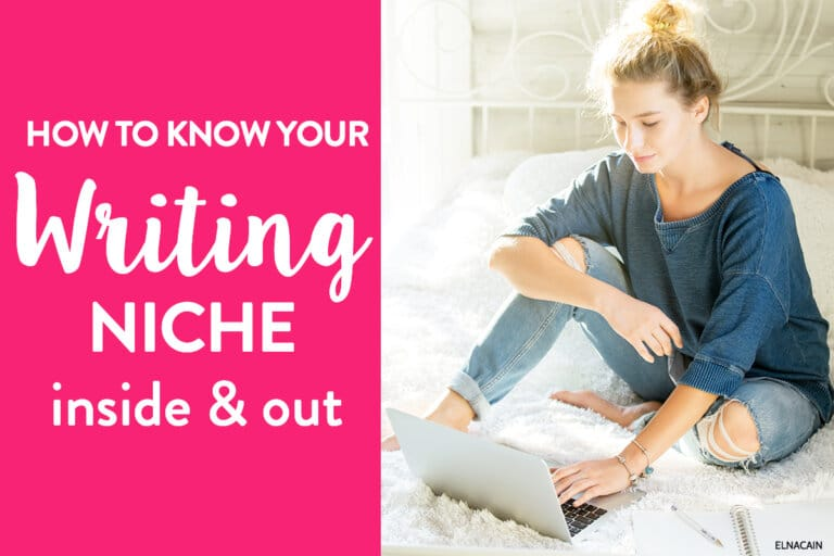 How to Know Your Writing Niche Inside and Out (When You Know Nothing About It)