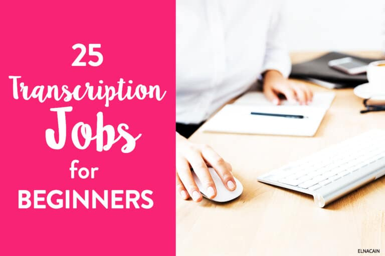 25 Transcriptions Jobs for Beginners