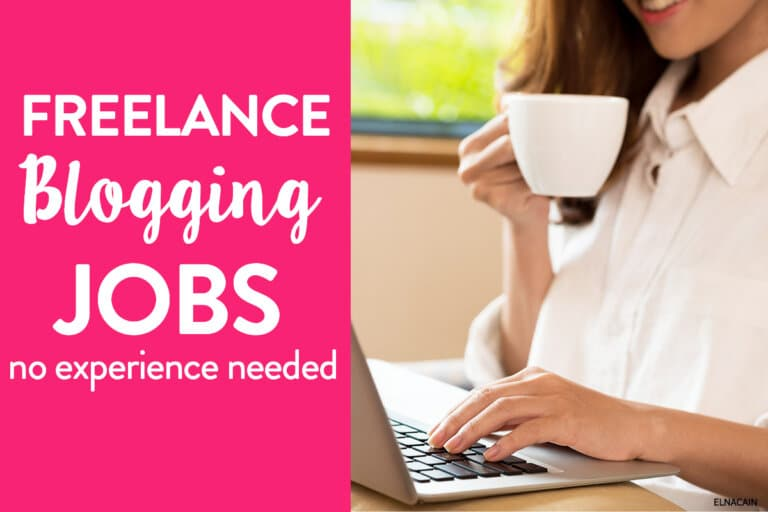 The Best Freelance Blogging Jobs With No Experience