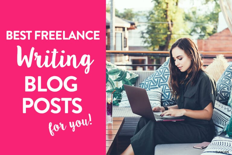 9 Best Freelance Writing Blog Posts to Help You Start RIGHT NOW (in 2021)!