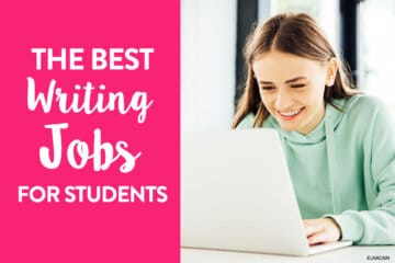 Best Writing Jobs for Students (Part-Time Jobs)