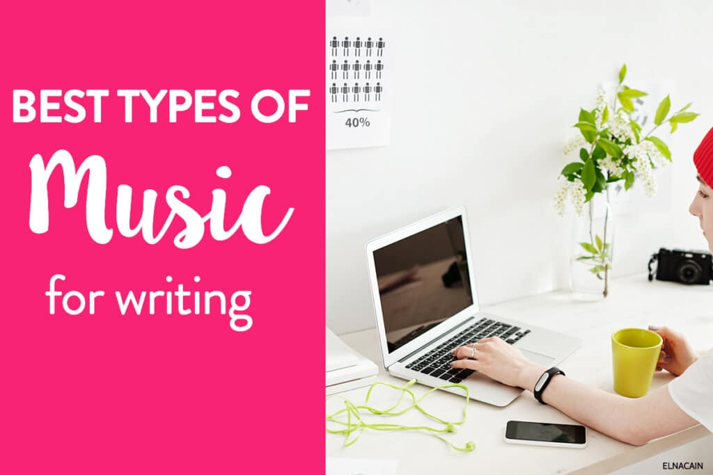 The Best Types of Music for Writing: Get Your Groove On
