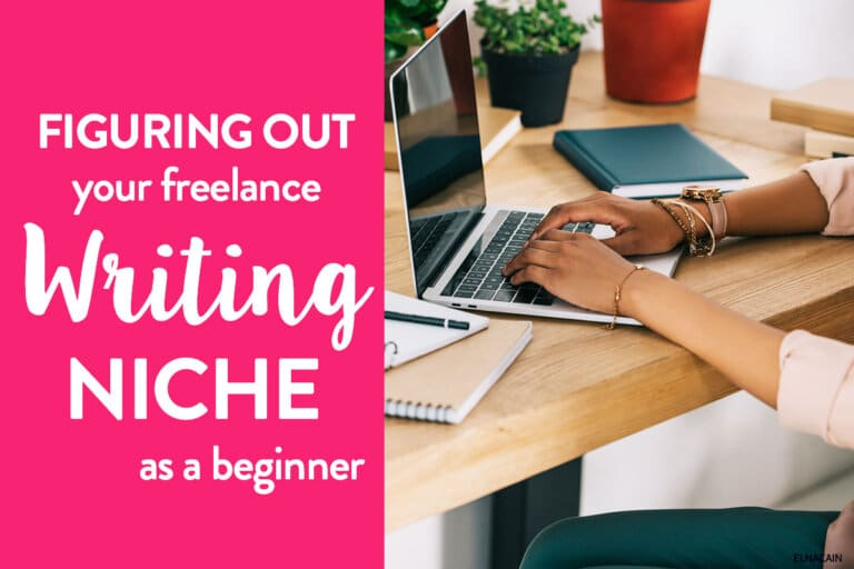 Figuring Out Your Freelance Writing Niche as a Beginner