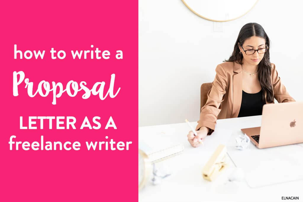 How to Write a Proposal Letter for a Job (With Template + Examples)