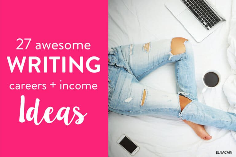 27 Awesome Writing Careers To Get Started Right Now