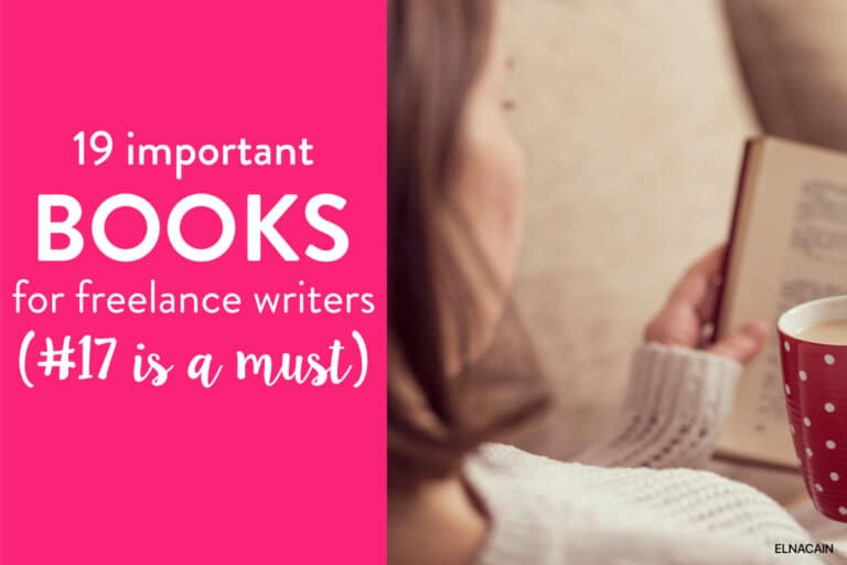 19 Important Freelance Writing Books You Need (To Go Full-Time)