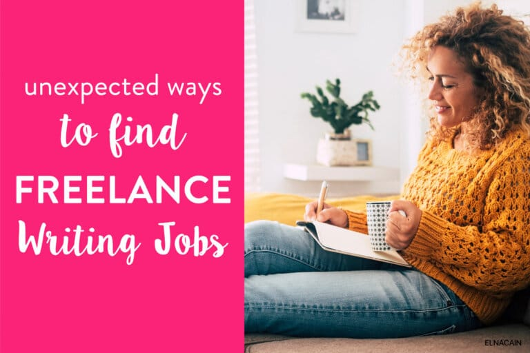 7 Unexpected Ways to Find Freelance Writing Jobs in 2021