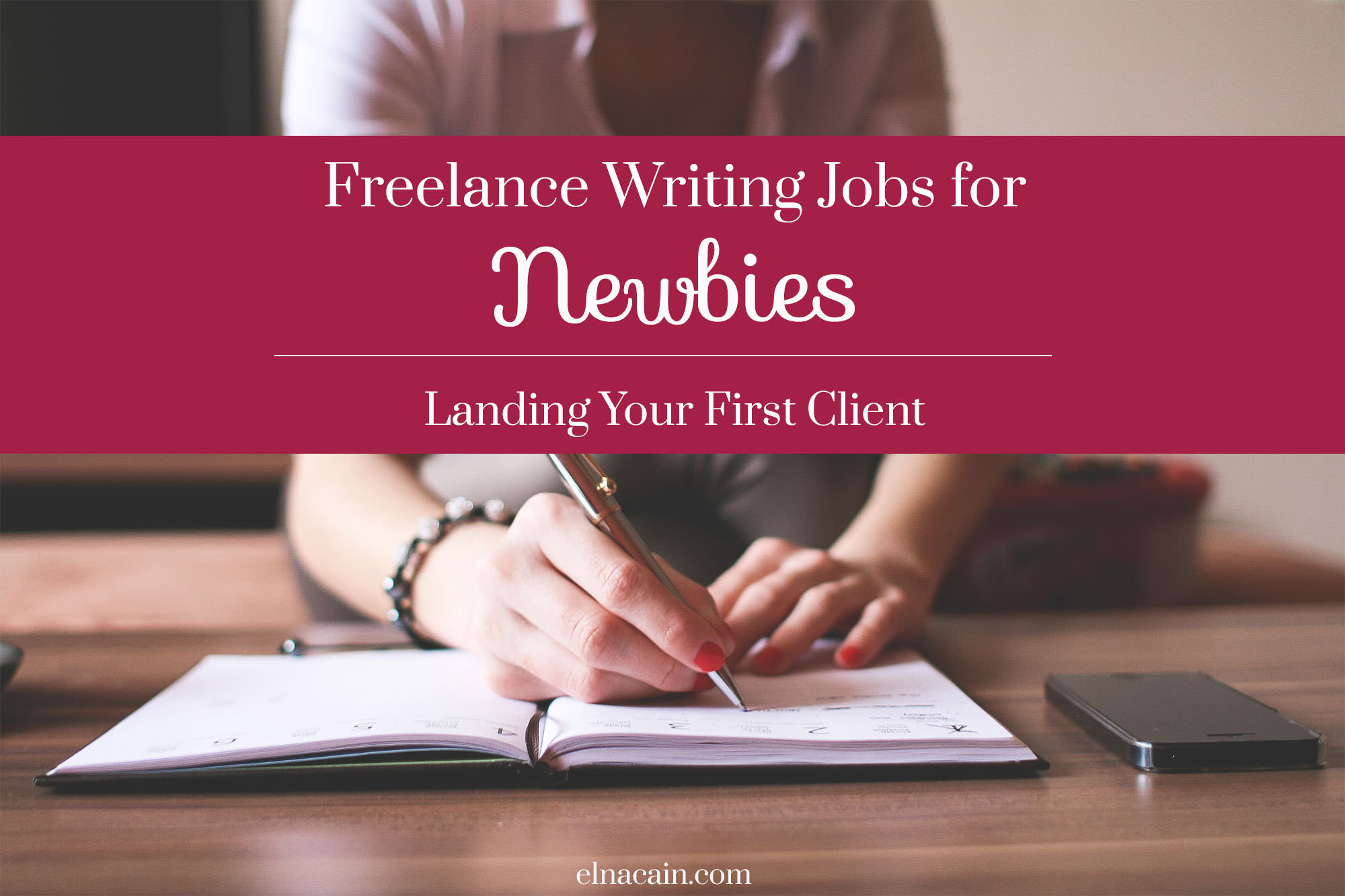 20 ways to lance writing jobs as